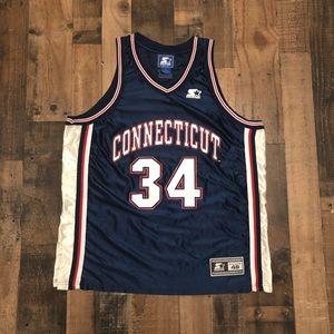 UCONN Connecticut Huskies Ray Allen #34 Jersey